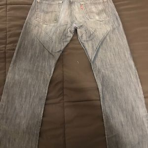 Other - Levi's Mens straight jeans